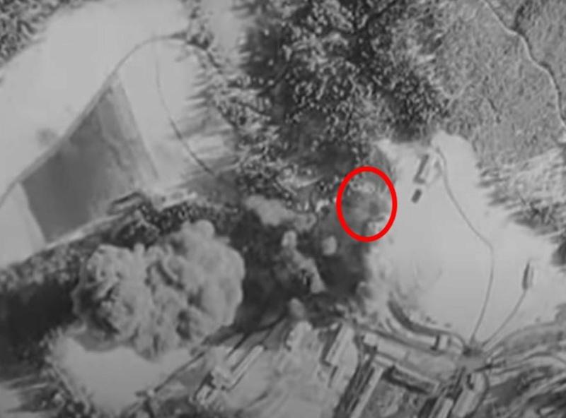 Balembois R. : Le Nid d'Aigle d'Hitler La Vérité Bombes10