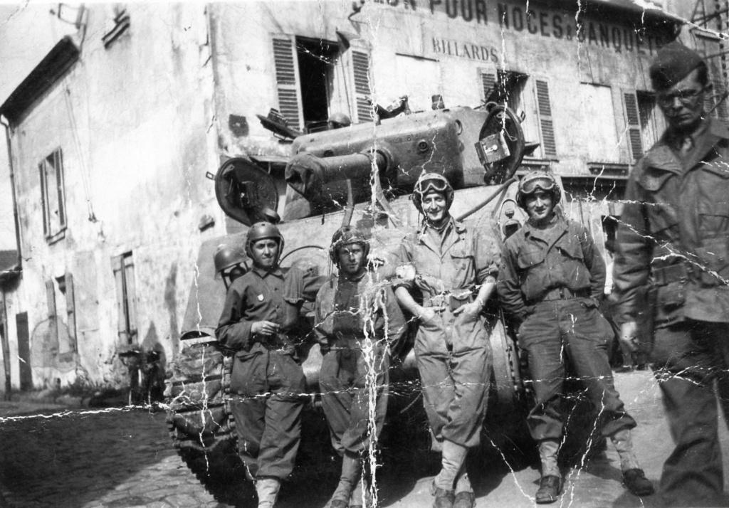 équipage du Flandre et Flandre II Flandr11
