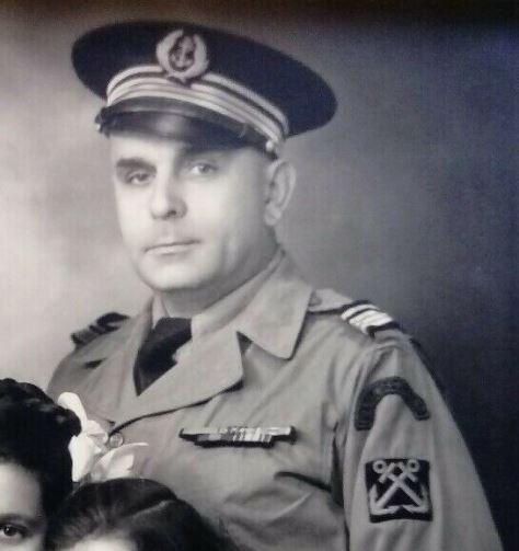 Portrait d'un officier du RBFM sur ibé Office10