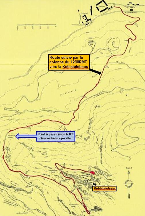 Balembois R. : Le Nid d'Aigle d'Hitler La Vérité Route_11