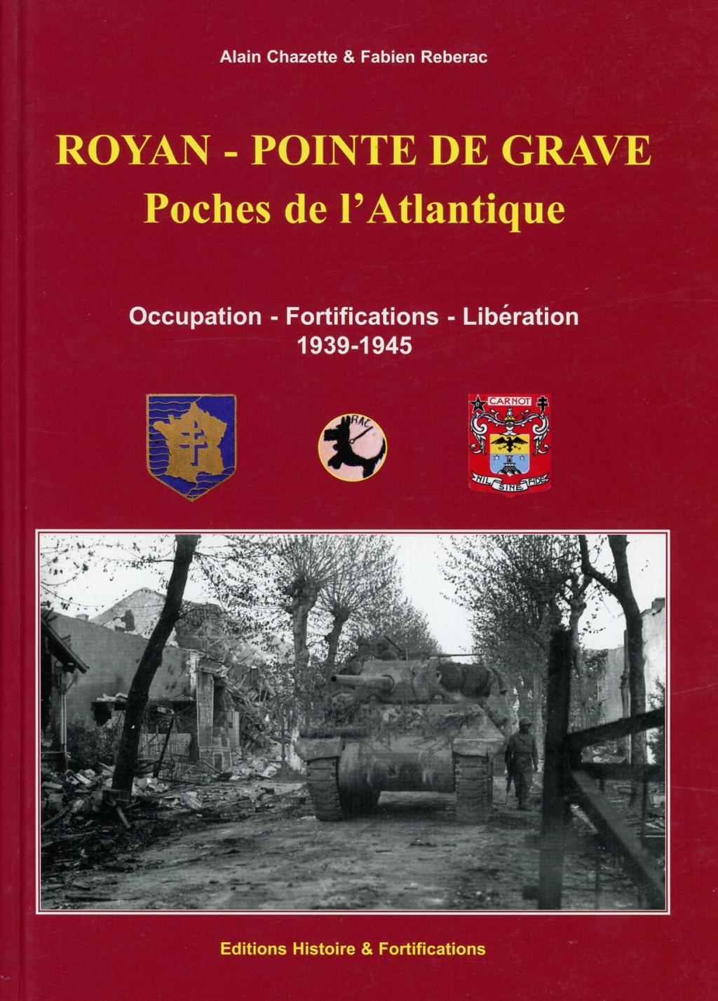La 2e DB dans la LIBÉRATION DE PARIS & de sa région Royan_12