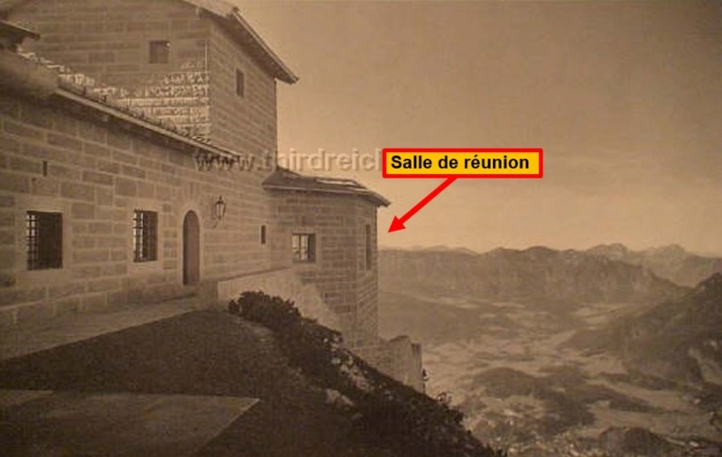 Balembois R. : Le Nid d'Aigle d'Hitler La Vérité Salle_13