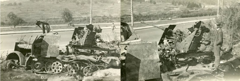Sherman m4a3 76 mm  Lt Zagrodski Sdkfz_14