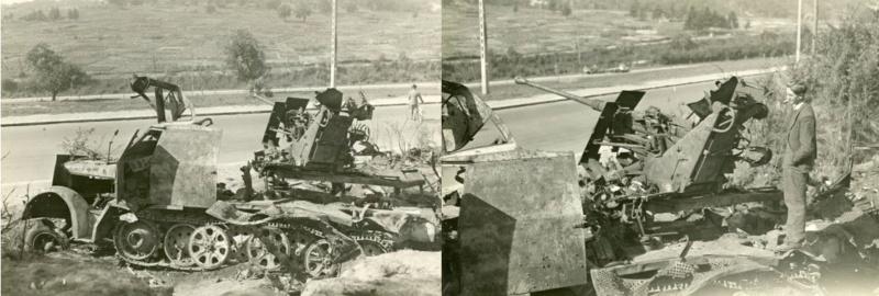 Sherman m4a3 76 mm  Lt Zagrodski Sdkfz_16