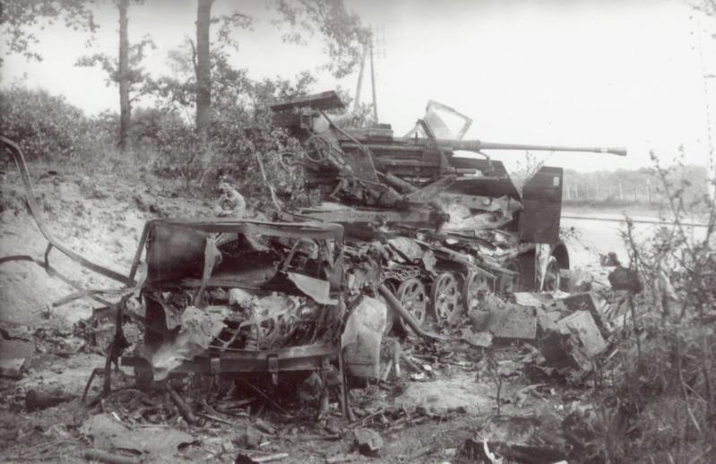 Sherman m4a3 76 mm  Lt Zagrodski Sdkfz_17