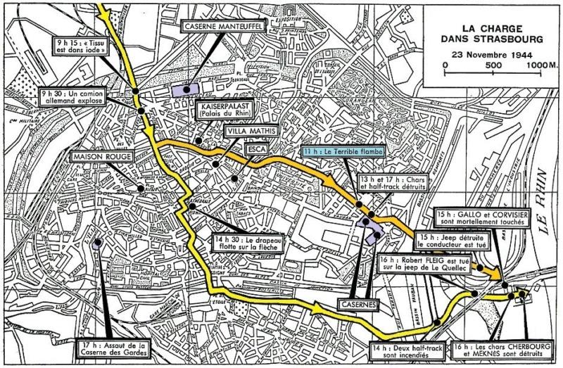 Libération de Strasbourg. Char TD M10 le Strasbourg  - Page 2 Strasb19