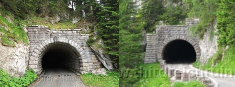 Balembois R. : Le Nid d'Aigle d'Hitler La Vérité Tunnel10