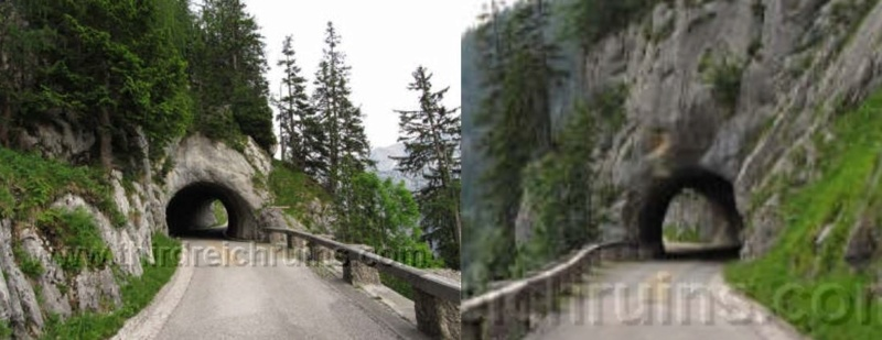 Balembois R. : Le Nid d'Aigle d'Hitler La Vérité Tunnel11