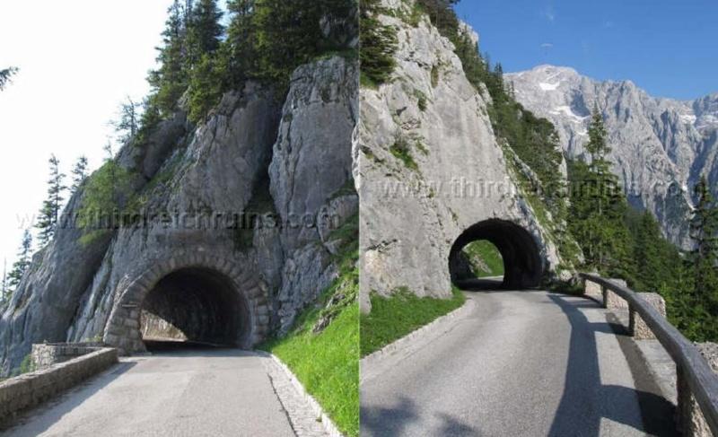 Balembois R. : Le Nid d'Aigle d'Hitler La Vérité Tunnel14