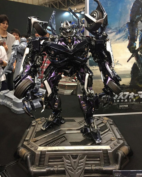 Statues des Films Transformers (articulé, non transformable) ― Par Prime1Studio, M3 Studio, Concept Zone, Super Fans Group, Soap Studio, Soldier Story Toys, etc - Page 5 Prime-10