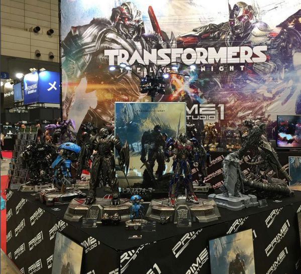 Statues des Films Transformers (articulé, non transformable) ― Par Prime1Studio, M3 Studio, Concept Zone, Super Fans Group, Soap Studio, Soldier Story Toys, etc - Page 5 Prime-14