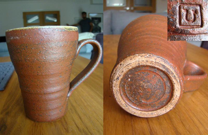 Mug maker unknown Omega mark Mug_110