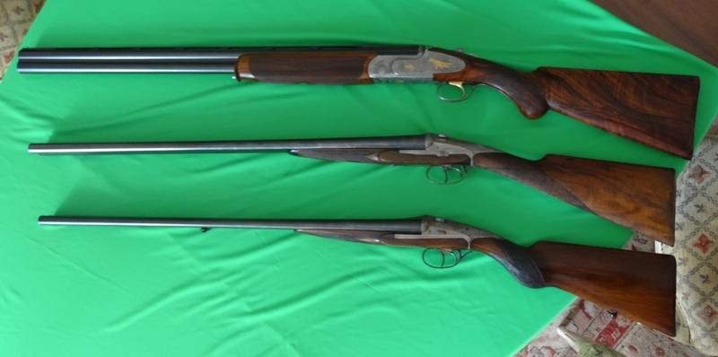 Qui chasse avec un un fusil Darne ? - Page 2 Dsc02021