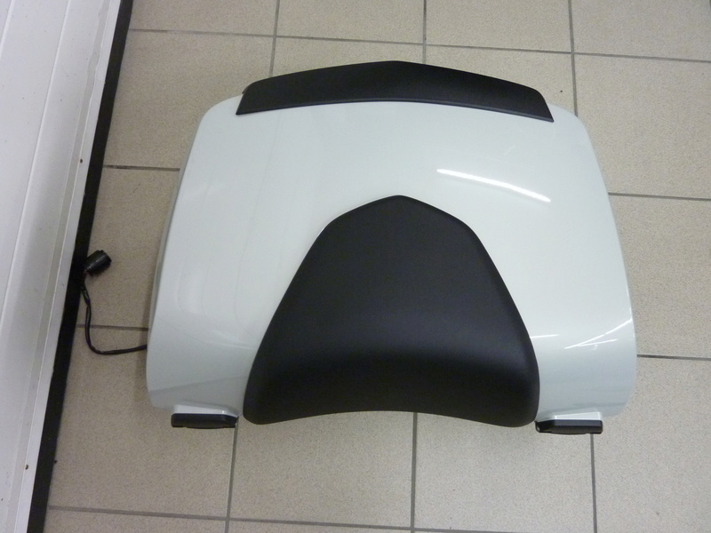 Top Case 49L Bmw Oem P1030934