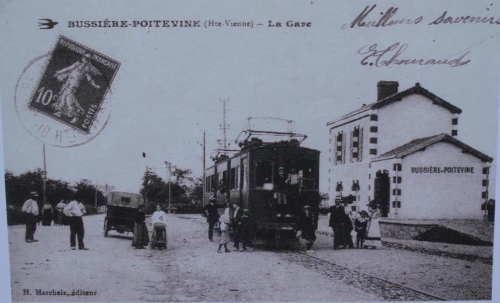 Journées du patrimoine à Saint Pardoux Haute Vienne Bussie10