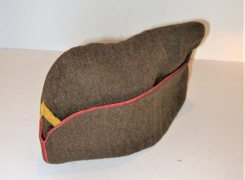 Bonnets de police à identifier Coisou16