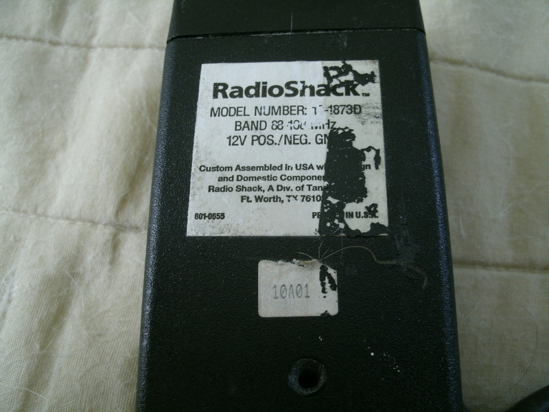 Anyone looking for an old school FM Booster for their car radio? Fm_boo14
