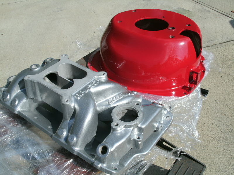 Engine block paint stripper? Powder10