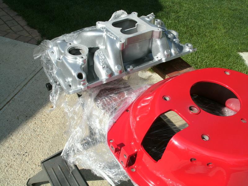 Engine block paint stripper? Powder11