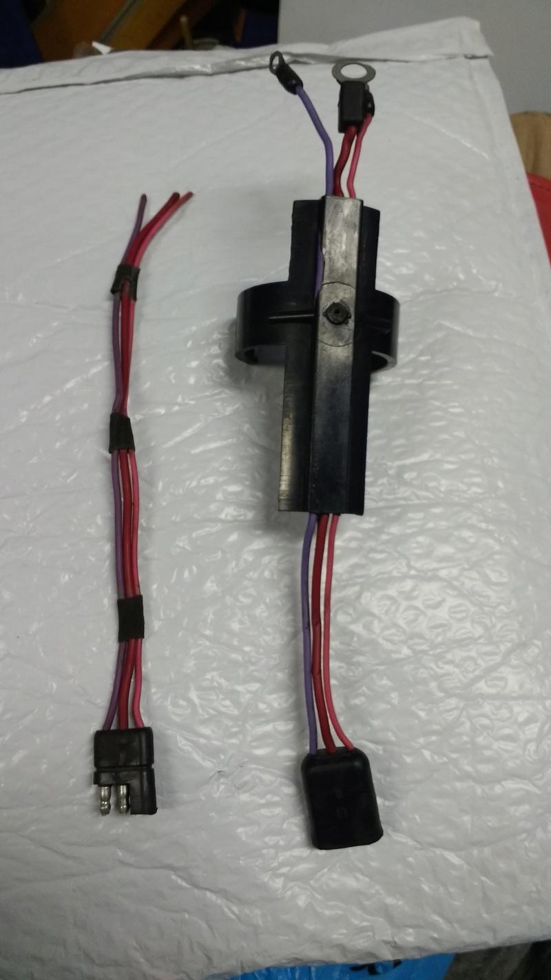 Moroso Starter Disconnect harness Starte10