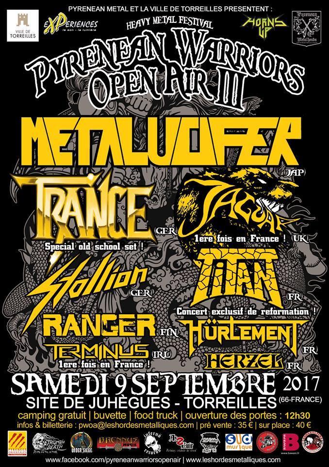 Pyrenean Warriors Open Air  17103510