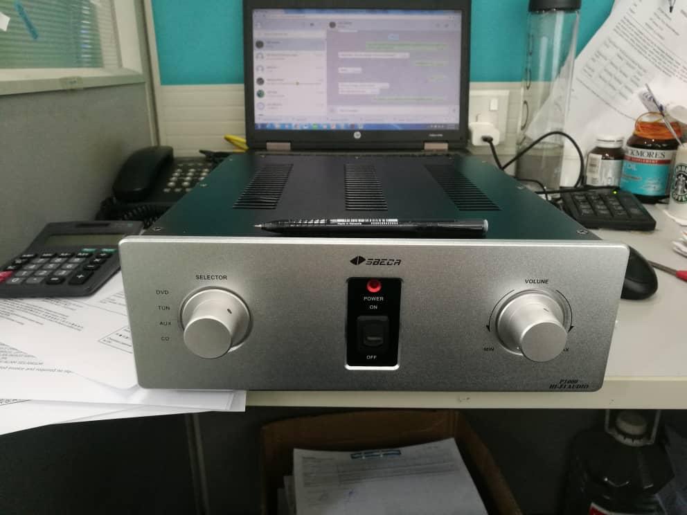 SOLD - DIY Amplifier -  Naim NAP250 Img-2010