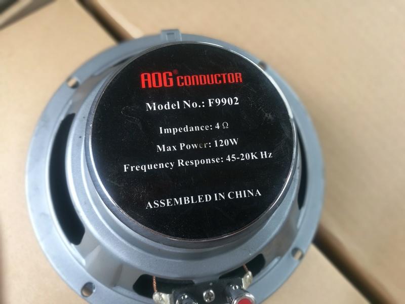 Sold - 6.5 Inch coaxial speaker / Full Range Speaker -  Img_2020