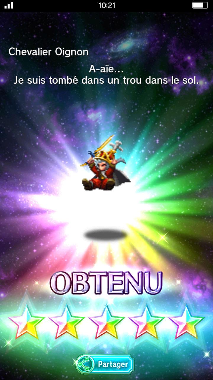 Invocations du moment Final Fantasy III - Chevalier Oignon, Desch, Aria et Sara - du 01/09 au 15/09 Screen57