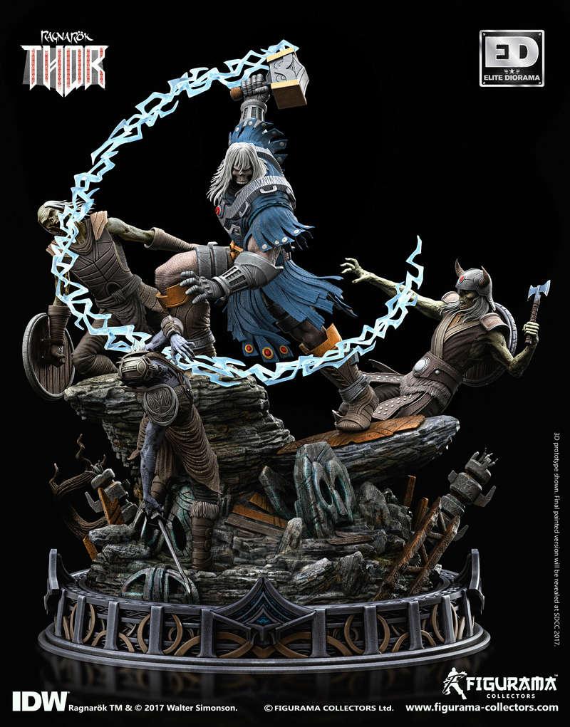 RAGNARÖK - Thor - Figurama Collectors 1-110