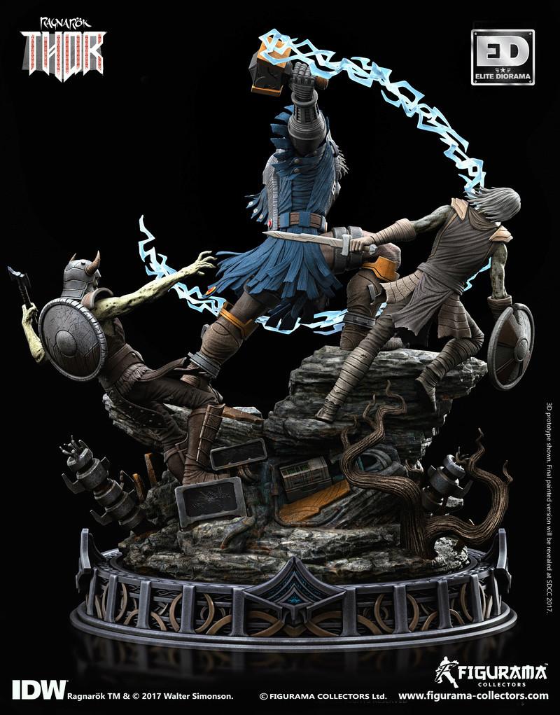 RAGNARÖK - Thor - Figurama Collectors 3-110