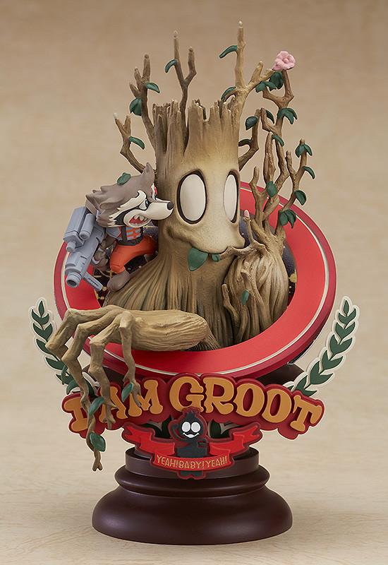 Les Gardiens de la Galaxie - Groot - Rocket Raccoon - GSC Agon1512