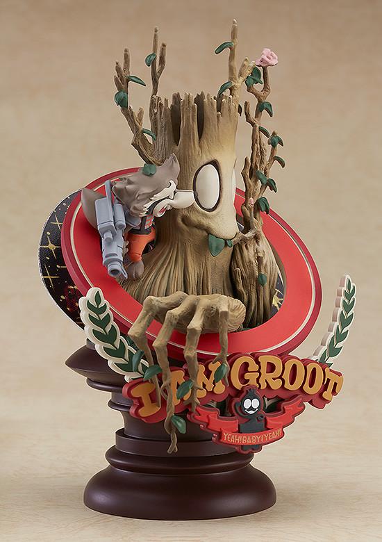 Les Gardiens de la Galaxie - Groot - Rocket Raccoon - GSC Agon1513