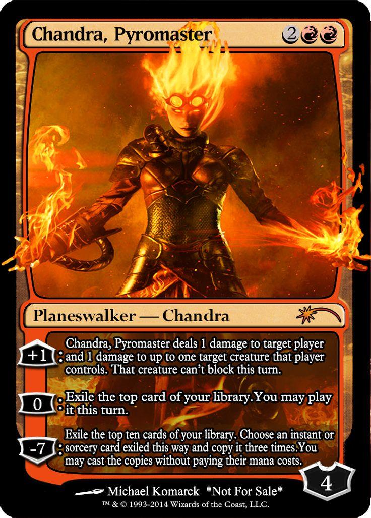 Magic: The Gathering - Chandra - Prime 1 Studio Bc1bd210