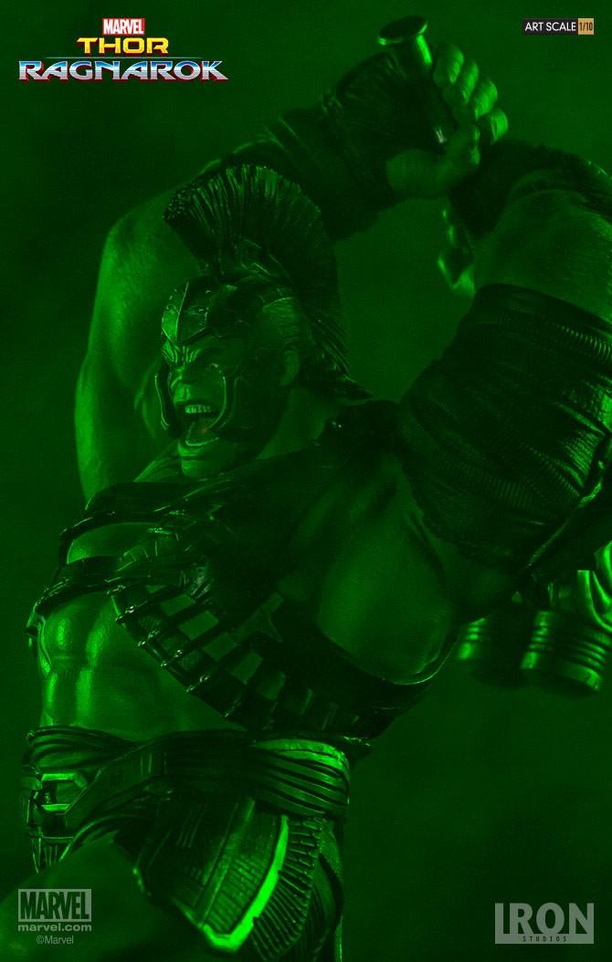 IRON STUDIOS: HULK Thor Ragnarok  Cor03_11