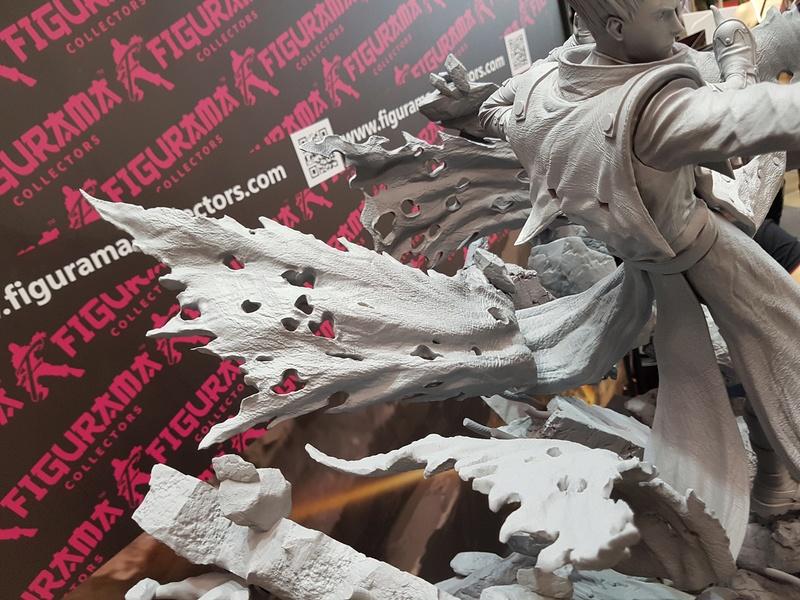 Trigun - Vash the Stampede - Figurama Collectors Dbhbd10