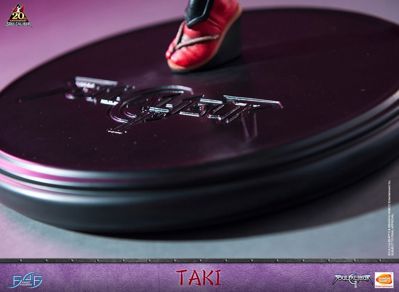 Soul Calibur II - Taki - First 4 Figures Horizo17
