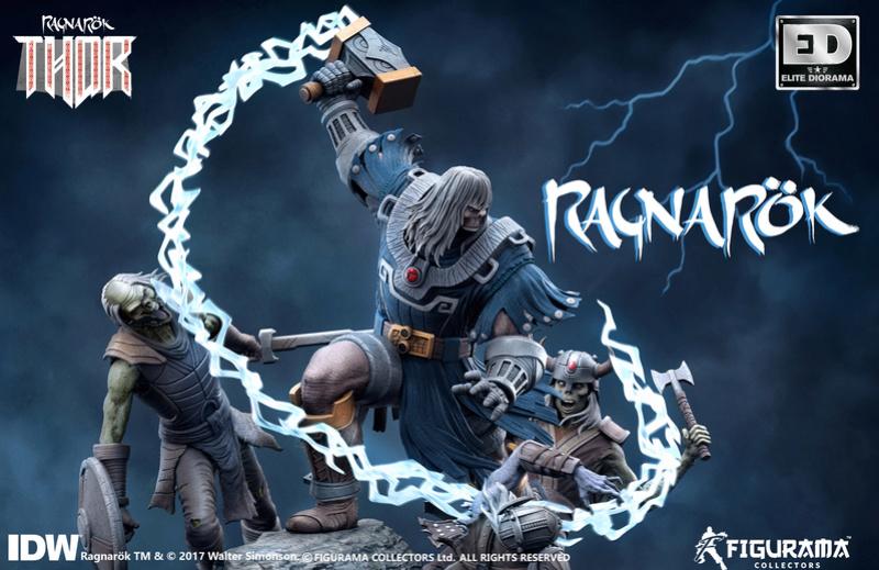 RAGNARÖK - Thor - Figurama Collectors Openin10