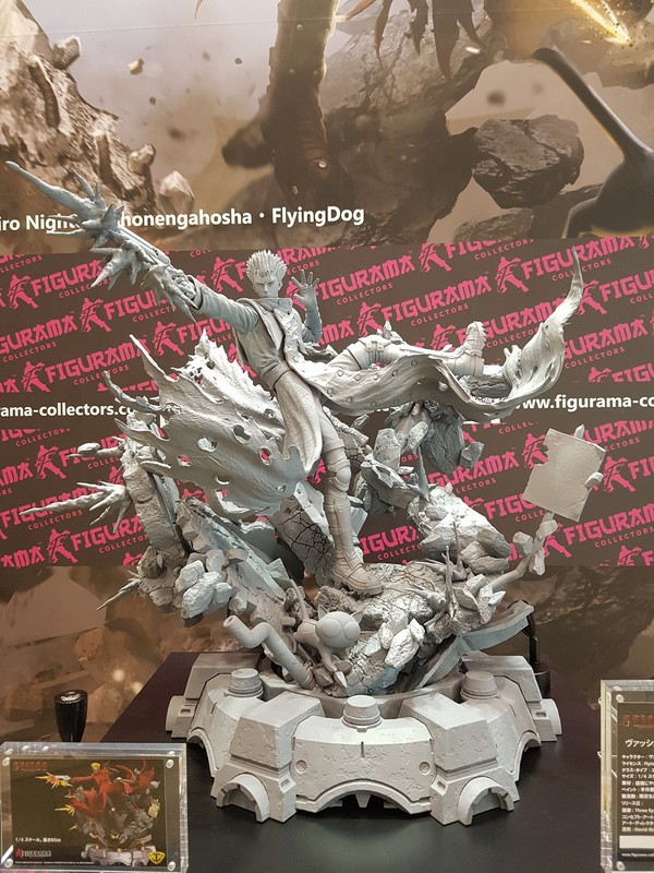 Trigun - Vash the Stampede - Figurama Collectors Qu55pn11