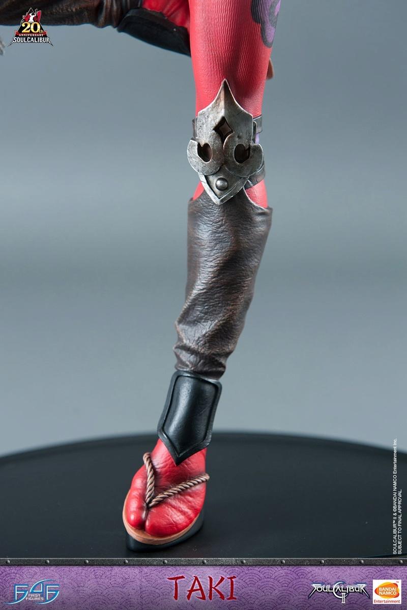 Soul Calibur II - Taki - First 4 Figures Vertic16