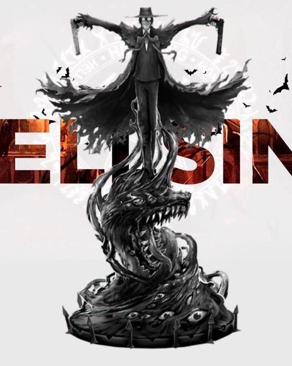 Hellsing - Alucard - Figurama Collectors Zsd10