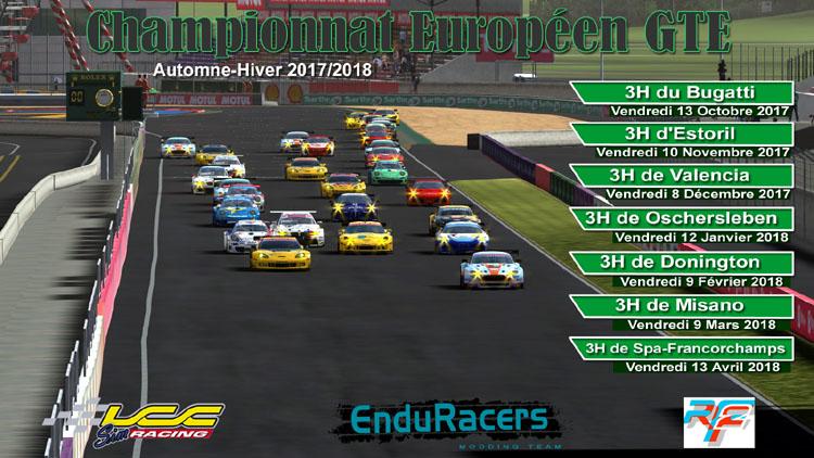 [rF2]Championnat Européen GTE Automne/Hiver LCC Affich13