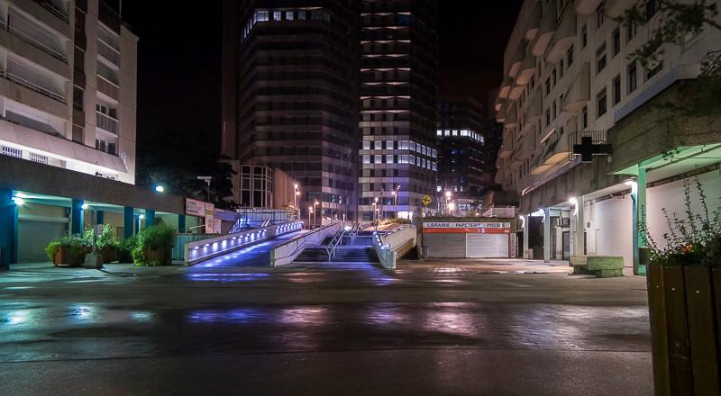 Boulogne Billancourt à l'aube ... Boulog11