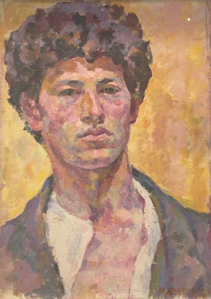 Derain, Balthus, Giacometti Une amitié artistique (Musée d'Art moderne) 1-725x10