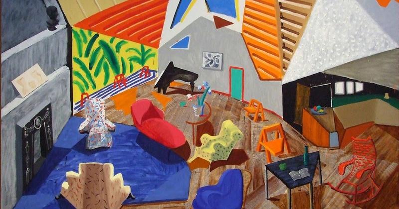 David Hockney - Page 2 20140310