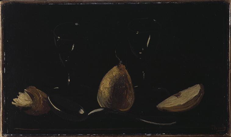 Derain, Balthus, Giacometti Une amitié artistique (Musée d'Art moderne) Andr2510