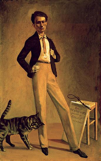 Derain, Balthus, Giacometti Une amitié artistique (Musée d'Art moderne) Balthu11