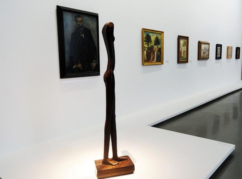 Derain, Balthus, Giacometti Une amitié artistique (Musée d'Art moderne) Ob_50310