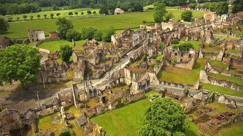 Oradour-sur-Glane Oradou10