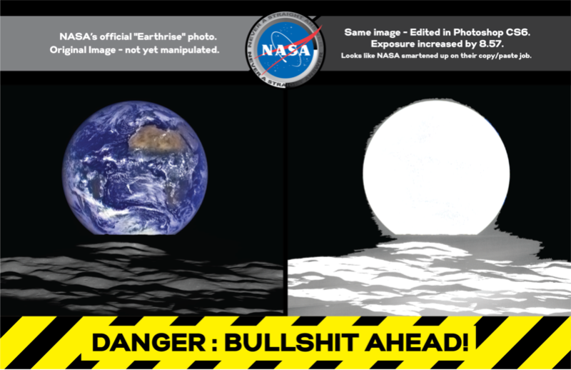 100% Proof NASA Fakes Images of Earth - Page 3 Earthr13