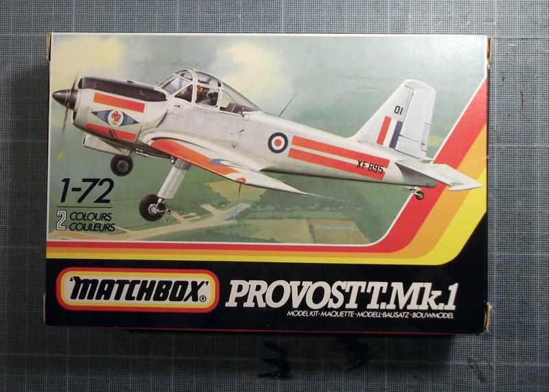 [Matchbox] Provost T Mk1 - 1/72 Dscf6221